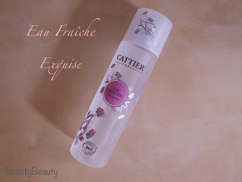 Cattier Paris parfum
