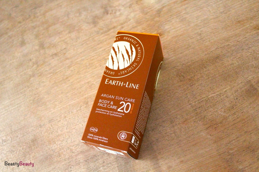 Earth Line Argan Sun Care